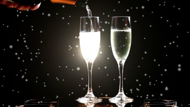 Champagne Celebration video