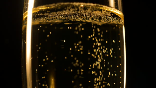 Champagne Close-up