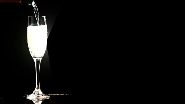 Champagne Toast video