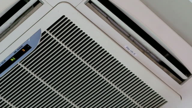 Changing Dirty Air Filter video