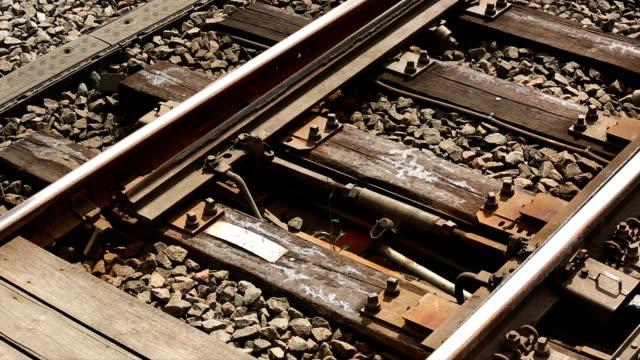 Changing the Railway tracks + Audio video
