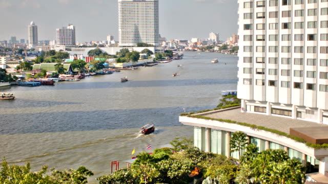 chao phraya river video