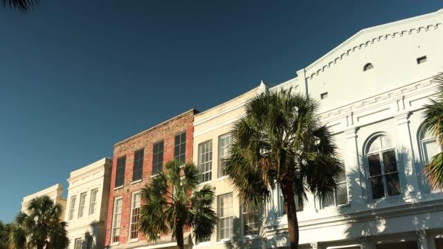 Charleston South Carolina downtown business district
