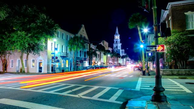 Charleston, South Carolina Carolina's lifestyle, culture, architecture collection: Charleston, South Carolina south carolina stock videos & royalty-free footage