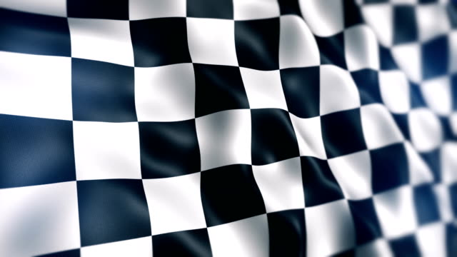 255 Checkered Flag Stock Videos And Royalty Free Footage Istock