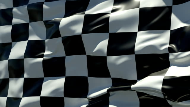 checkered flag - race stock videos & royalty-free footage