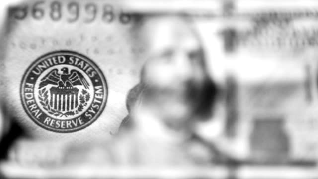 Checking a bank note video