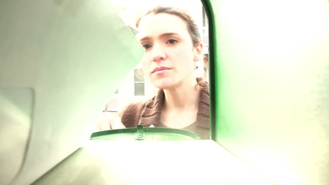 Checking the mail video