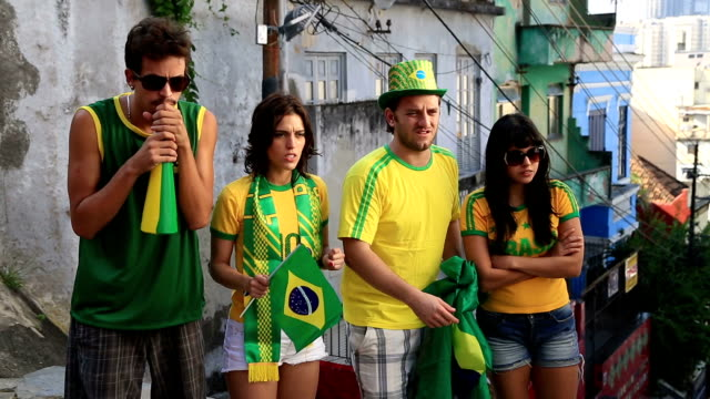 Comemorando para o Brasil - vídeo