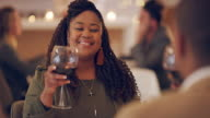 istock Cheers to a successful first date 1262289909