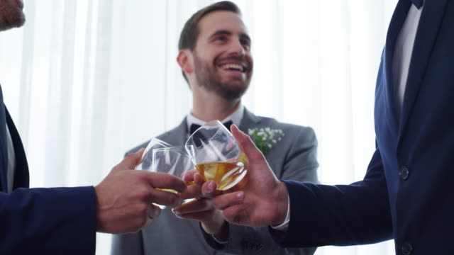 Cheers to many blissfully wedded years