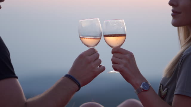 Cheers to our love