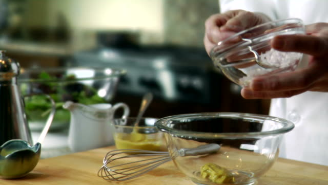 HD Chef Makes Salad Dressing video