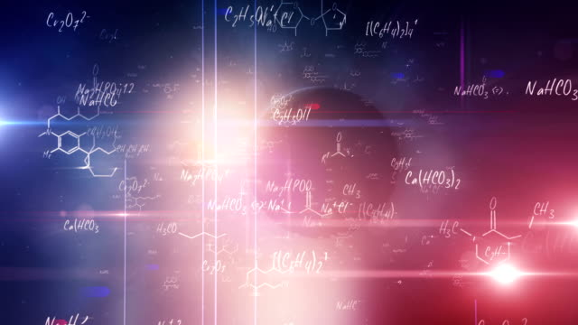 Chemical formulas (Universe) video
