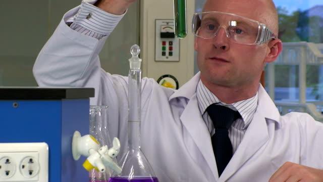 Chemists Lab video