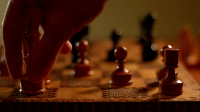 Chess Kingside Castling video