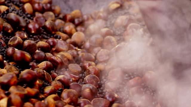 在公開的栗子火好消息 - nuts 個影片檔及 b 捲影像
