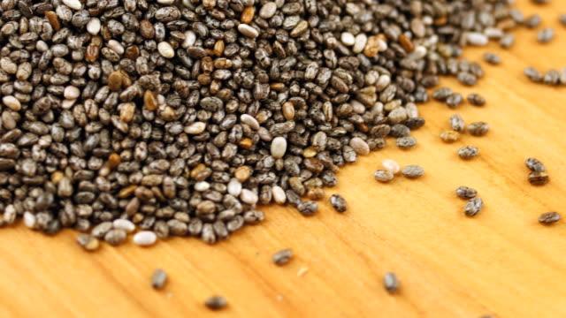 Chia seeds video
