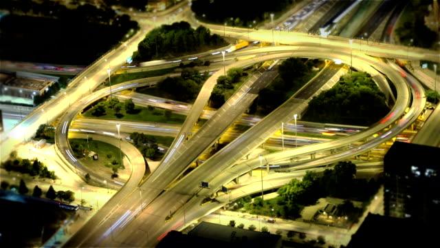 Chicago Highway Overpass video