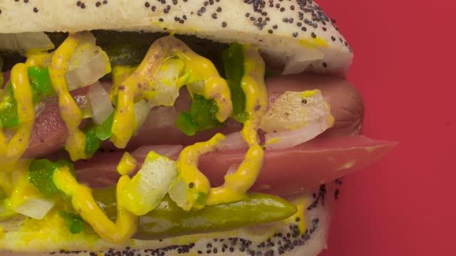 Chicago Hot Dog Slide video