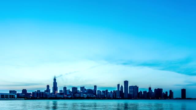 Chicago timelapse video