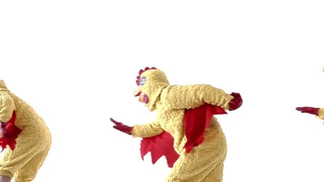 Chicken  Action video
