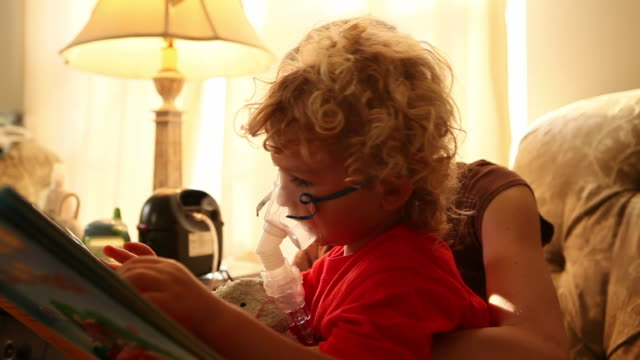 Child Asthma Treatment video