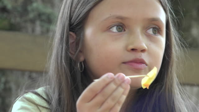 Child Eating French Fries video