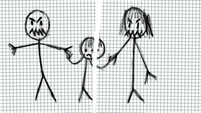 stockvideo's en b-roll-footage met kind wordt seksueel misbruikt door zijn vader - kids online abuse