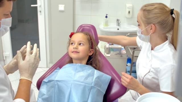 Child Pediatric Dentistry video