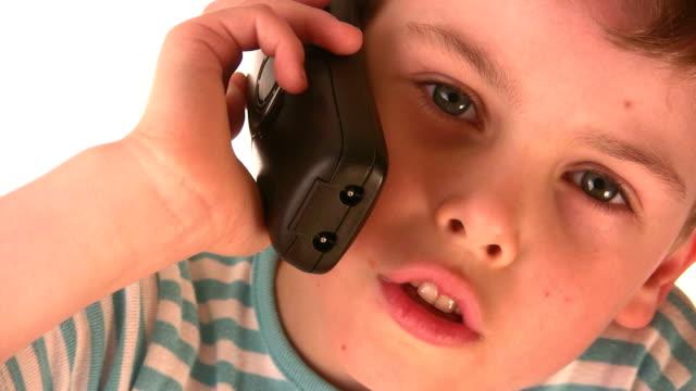 Child phone video