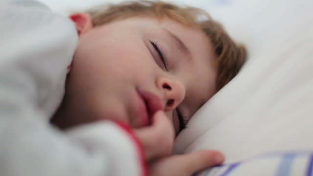 Child Sleeping 01 video