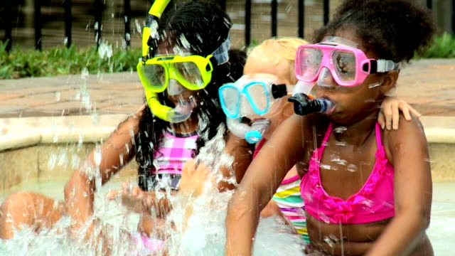 Children Masks Snorkel Outdoor Swimming Pool