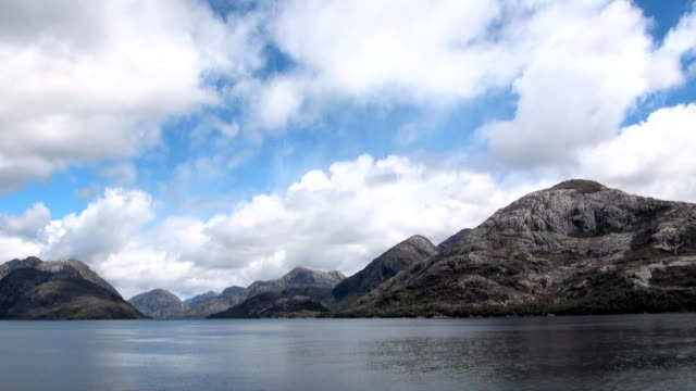 Chilean Fjords And Sarmiento Channel video