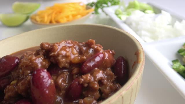 辣椒碗 - 用餐器皿 個影片檔及 b 捲影像