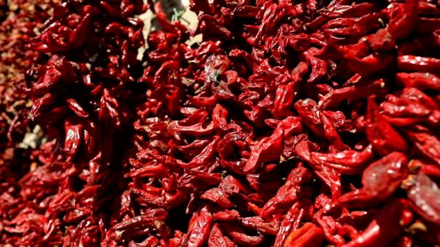 Chili pepper string