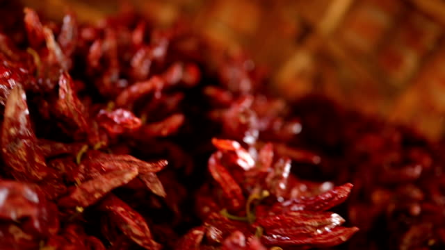 Chili pepper string Chili pepper string chili pepper stock videos & royalty-free footage