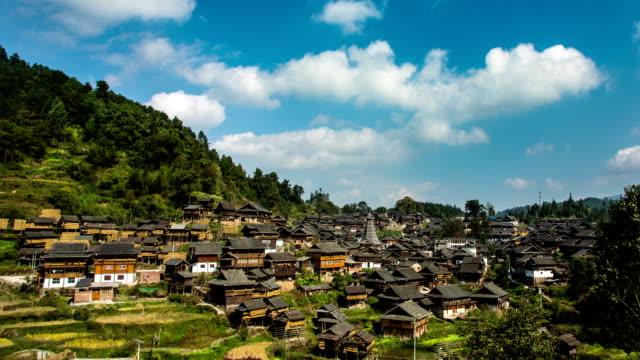 China Guizhou Sanjiang video