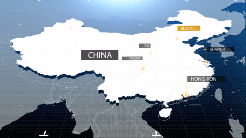 China map with label then with out label China map with label then with out label cartography stock videos & royalty-free footage