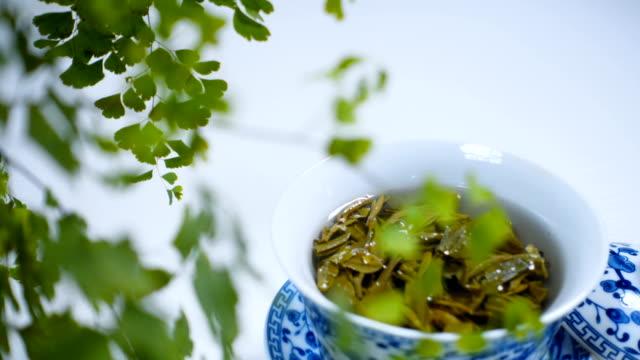 China tea video