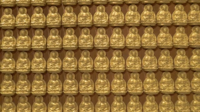китайский храм счастливого китайского нового года - chinese new year стоковые видео и кадры b-roll