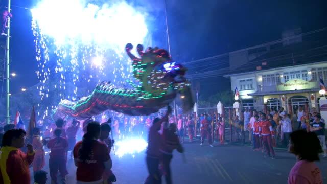 vidéos et rushes de dragon chinois - nouvel an chinois