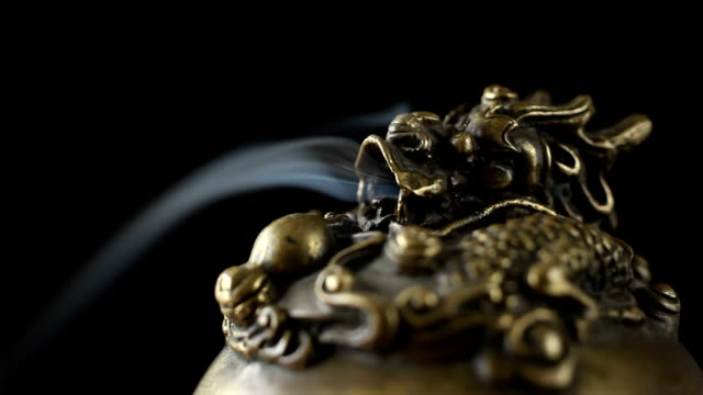 Chinese Dragon video