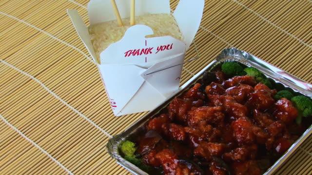 Chinese Food II HD video