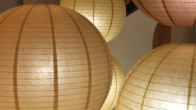 Chinese Lamp video