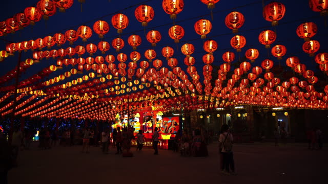 Chinese lantern,for celebrate Chinese New Year, Chinese red lantern,for celebrate spring festival video