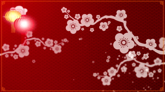 Chinese New Year background Chinese New Year background chinese new year stock videos & royalty-free footage