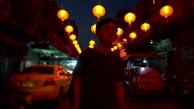 китайский новый год  - китайский фонарь стоковые видео и кадры b-roll
