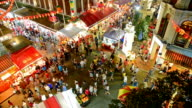 istock Chinese new years in Singapore China Town and traveller enjoy traviling 916163360