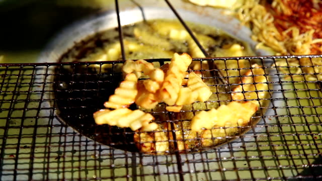 Chinese street food video